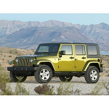 2009 Jeep Wrangler 4WD Unlimited Sahara for sale 101162840