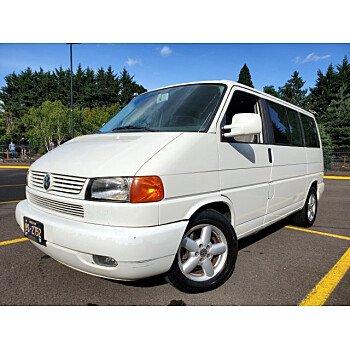 2002 Volkswagen Eurovan MV for sale 101162842