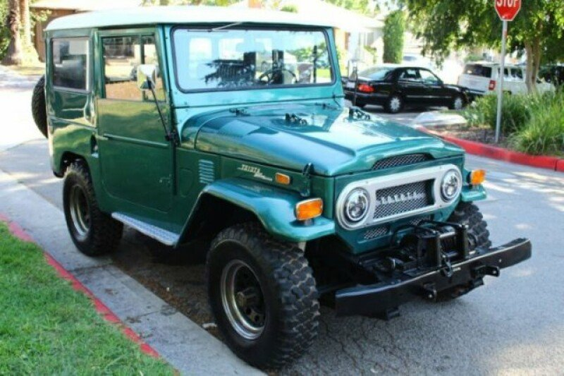 1972 Toyota Land Cruiser Classics for Sale - Classics on Autotrader