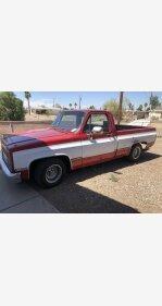 1987 Chevrolet C/K Truck 2WD Regular Cab 1500 for sale 101162914