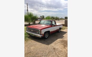 1987 Chevrolet C/K Truck 2WD Regular Cab 1500 for sale 101162914
