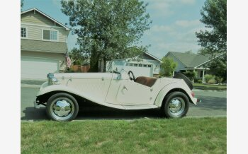 1952 MG MG-TD Replica for sale 101162938