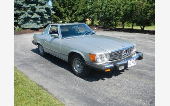 1978 Mercedes-Benz 450SL for sale 101162962