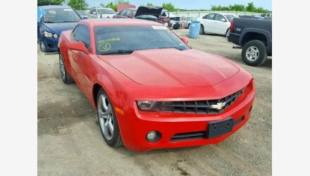 2010 Chevrolet Camaro LT Coupe for sale 101162983