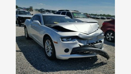 2015 Chevrolet Camaro LS Coupe for sale 101162989