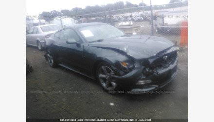 2015 Ford Mustang Coupe for sale 101163014