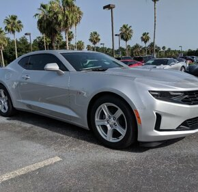 2019 Chevrolet Camaro for sale 101163054