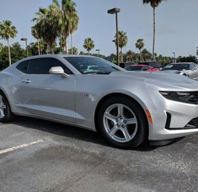 2019 Chevrolet Camaro LT Coupe for sale 101163055
