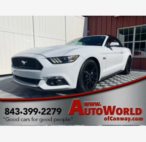 2015 Ford Mustang GT Convertible for sale 101163127