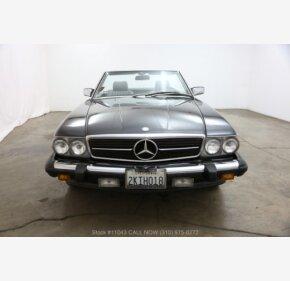 1988 Mercedes-Benz 560SL for sale 101163174