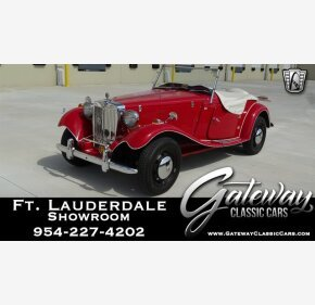 1952 MG MG-TD for sale 101163220