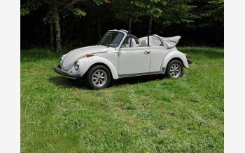 1977 Volkswagen Beetle Convertible for sale 101163413