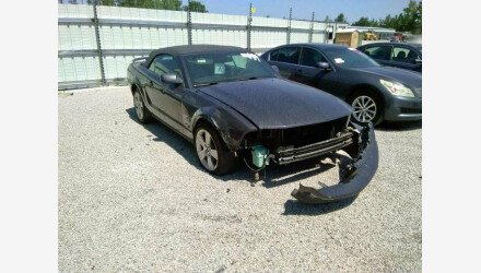 2007 Ford Mustang GT Convertible for sale 101163489