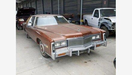 1978 Cadillac Eldorado for sale 101163517