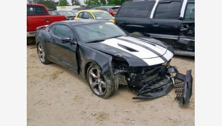 2017 Chevrolet Camaro SS Coupe for sale 101163531