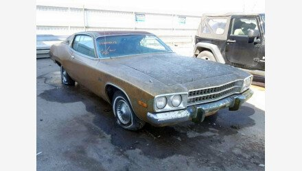 1974 Plymouth Satellite for sale 101163534