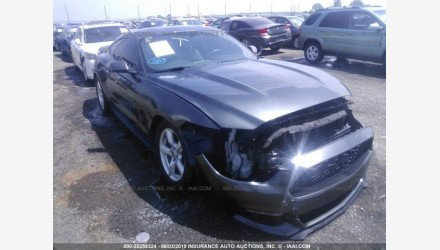 2015 Ford Mustang Coupe for sale 101163590