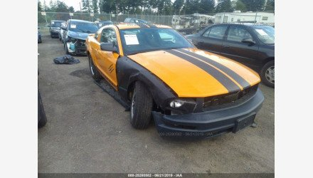 2007 Ford Mustang Coupe for sale 101163600