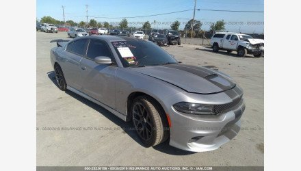 2016 Dodge Charger Scat Pack for sale 101163622