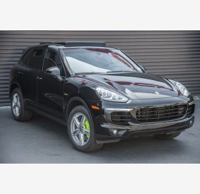 2016 Porsche Cayenne S E-Hybrid for sale 101163714