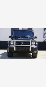 2016 Mercedes-Benz G63 AMG 4MATIC for sale 101163743