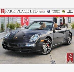2007 Porsche 911 Cabriolet for sale 101163857