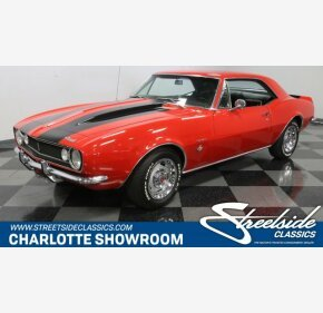 1967 Chevrolet Camaro for sale 101163890