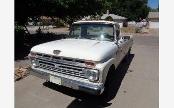 1965 Ford F250 2WD Regular Cab for sale 101163902