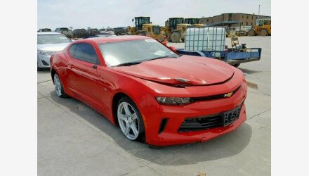 2018 Chevrolet Camaro LS Coupe for sale 101164085