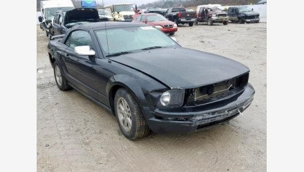 2006 Ford Mustang Convertible for sale 101164121