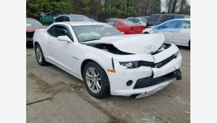 2015 Chevrolet Camaro LS Coupe for sale 101164133