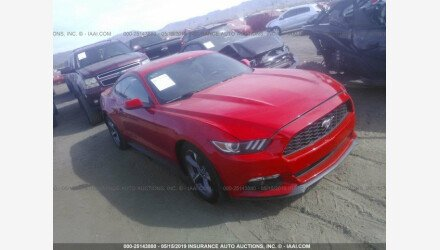 2016 Ford Mustang Coupe for sale 101164219