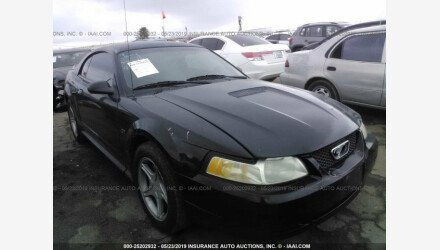 2000 Ford Mustang GT Coupe for sale 101164312
