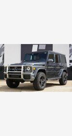 2013 Mercedes-Benz G63 AMG 4MATIC for sale 101164431
