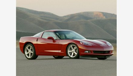 2006 Chevrolet Corvette Coupe for sale 101164454