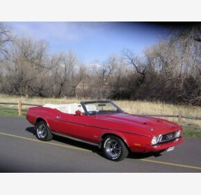 1973 Ford Mustang for sale 101164537