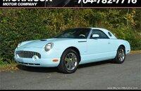 2003 Ford Thunderbird for sale 101164575