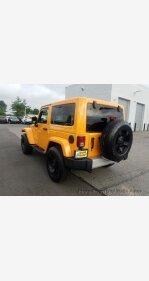 2012 Jeep Wrangler 4WD Sahara for sale 101164623