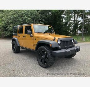 2014 Jeep Wrangler 4WD Unlimited Sport for sale 101164624