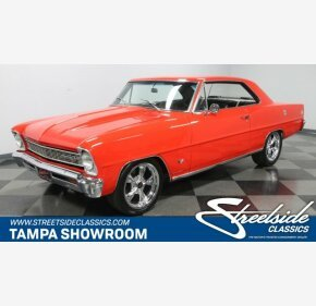 1966 Chevrolet Nova for sale 101164638
