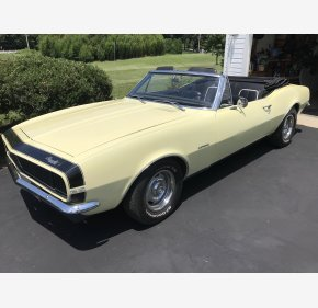 1967 Chevrolet Camaro RS Convertible for sale 101164692