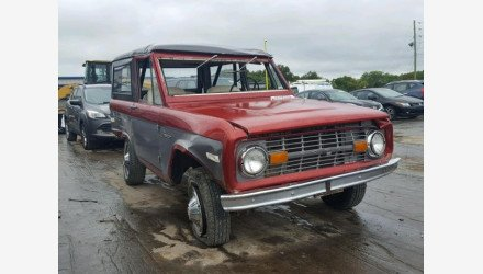 1974 Ford Bronco for sale 101164806