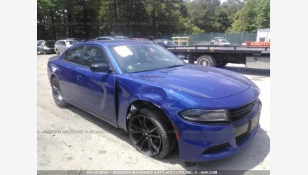 2018 Dodge Charger SXT for sale 101165050