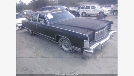 1976 Lincoln Continental for sale 101165133