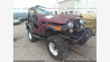 1979 Jeep CJ-5 for sale 101165138