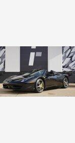 2014 Ferrari 458 Italia Spider for sale 101165201