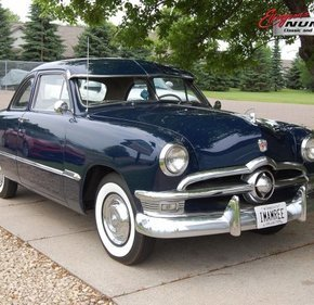 1950 Ford Custom Deluxe for sale 101165203