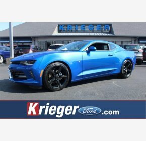 2018 Chevrolet Camaro LT Coupe for sale 101165218
