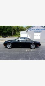 2002 Ford Thunderbird for sale 101165260