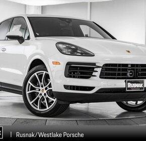 2019 Porsche Cayenne for sale 101165334
